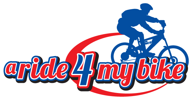 a ride 4 my bike logo